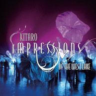 KITARO - IMPRESSIONS OF THE WEST LAKE VINYL