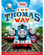 THOMAS & FRIENDS: THE THOMAS WAY DVD