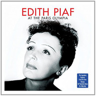 EDITH PIAF - AT THE PARIS OLYMPIA (UK) VINYL