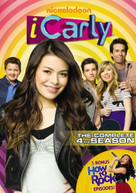 ICARLY: THE COMPLETE 4TH SEASON (2PC) DVD