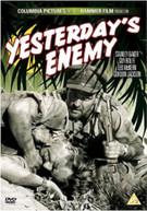YESTERDAYS ENEMY (UK) DVD