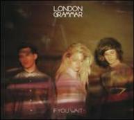 LONDON GRAMMAR - IF YOU WAIT (180GM) VINYL