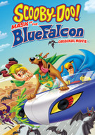 SCOOBY DOO - MASK OF THE BLUE FALCON (UK) DVD