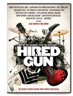 HIRED GUN DVD