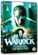 WARLOCK (UK) DVD
