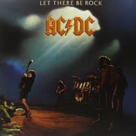 AC / DC - LET THERE BE ROCK (LTD) (180GM) VINYL