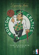NBA DYNASTY SERIES: BOSTON CELTICS - THE COMPLETE HISTORY (2004) DVD