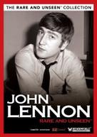 JOHN LENNON: RARE & UNSEEN DVD