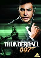 THUNDERBALL (JAMES BOND) (UK) DVD