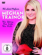 MEGHAN TRAINOR - ALL ABOUT MEGHAN DVD
