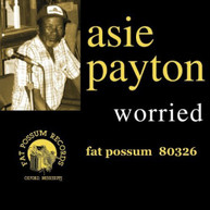 ASIE PAYTON - WORRIED VINYL