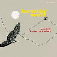 HOWLIN WOLF - MOANIN IN THE MOONLIGHT + 4 BONUS TRACKS VINYL