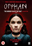 ORPHAN (UK) DVD