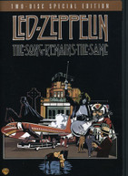 LED ZEPPELIN - SONG REMAINS THE SAME (2PC) (WS) (DLX) DVD