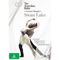 THE AUSTRALIAN BALLET - SWAN LAKE DVD