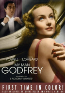 MY MAN GODFREY (1936) DVD