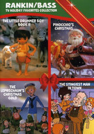 RANKIN: BASS TV HOLIDAY FAVORIES COLLECTION DVD