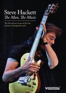 STEVE HACKETT - MAN THE MUSIC DVD