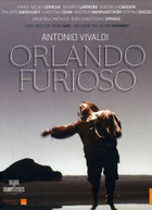 VIVALDI LEMIEUX JAROUSSKY LARMORE BASSO - ORLANDO FURIOSO DVD