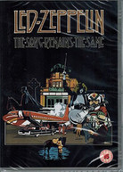 LED ZEPPELIN - THE SONG REMAINS THE SAME (UK) DVD