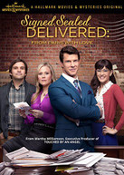 SIGNED SEALED DELIVERED: FROM PARIS WITH LOVE DVD