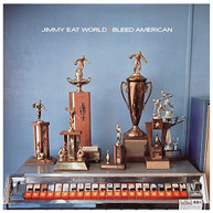 JIMMY EAT WORLD - BLEED AMERICAN - VINYL