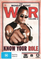 WWE: THE MONDAY NIGHT WAR - VOLUME 2 KNOW YOUR ROLE (2014) DVD