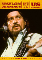WAYLON JENNINGS - LIVE AT THE US FESTIVAL 1983 DVD