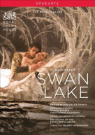 TCHAIKOVSKY NUNEZ SOARES MCGORIAN SAUNDERS - SWAN LAKE DVD