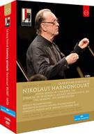 NIKOLAUS HARNONCOURT - SALZBURG FESTIVAL NIKOLAUS HARNONCOURT DVD