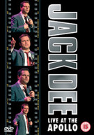 JACK DEE - LIVE AT THE HAMMERSMITH APOLLO (UK) DVD