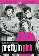 PRETTY IN PINK (UK) DVD