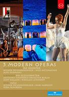 WIENER PHILHARMONIKER - SALZBURG FESTIVAL 3 MODERN OPERAS (4PC) DVD