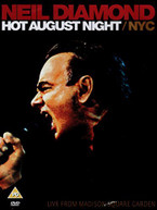 NEIL DIAMOND - HOT AUGUST NIGHT NYC (LIVE AT MADISON SQUARE GARDEN) DVD