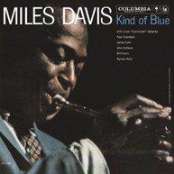 MILES DAVIS - KIND OF BLUE (VINYL) VINYL