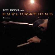 BILL EVANS - EXPLORATIONS VINYL