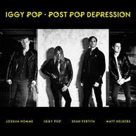 IGGY POP - POST POP DEPRESSION (DLX) VINYL