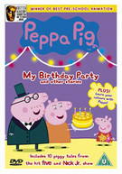 PEPPA PIG - BUBBLES AND OTHER STORIES (UK) DVD