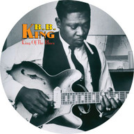 B.B. KING - KING OF THE BLUES VINYL
