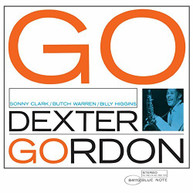 DEXTER GORDON - GO VINYL