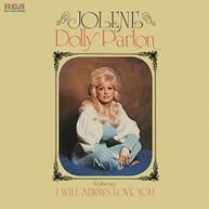 DOLLY PARTON - JOLENE (180GM) (IMPORT) VINYL