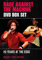 RAGE AGAINST THE MACHINE - DVD COLLECTOR'S BOX (2PC) DVD