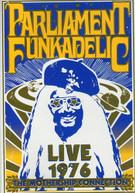 PARLIAMENT FUNKADELIC - MOTHERSHIP CONNECTION LIVE 1976 DVD