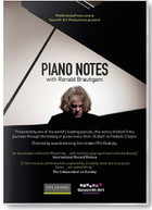 PIANO NOTES WITH BRAUTIGAM DVD