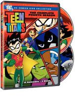 TEEN TITANS: COMPLETE FOURTH SEASON (2PC) DVD