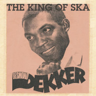 DESMOND DEKKER - KING OF SKA (180GM) VINYL