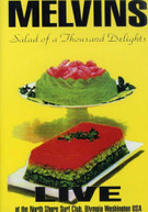 MELVINS - SALAD OF THOUSAND DELIGHTS DVD