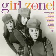GIRL ZONE / VARIOUS (UK) VINYL