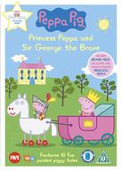 PEPPA PIG - PRINCESS PEPPA (UK) DVD