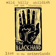 BILLY CHILDISH - LIVE IN THE NETHERLANDS VINYL